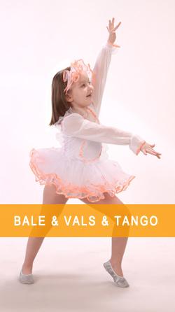 Bale Vals Tango Kostümü