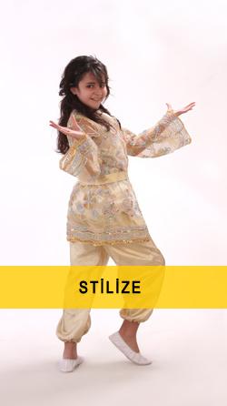 Stilize Kostüm
